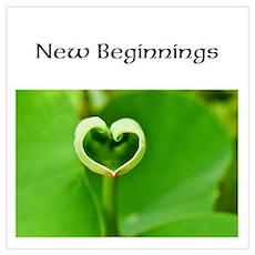 New Beginnings, Poster