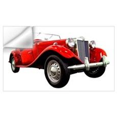 MG TD Wall Decal