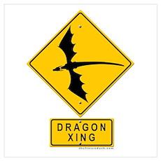 Dragon XING Poster