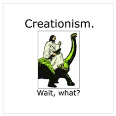 Creationism Poster