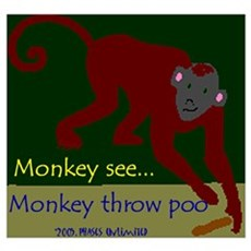 Monkey See Poster