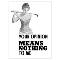 Your Opinion Poster