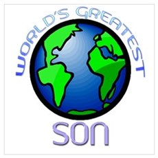 World's Greatest Son Poster