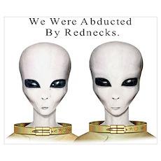 Alien Abduction Poster