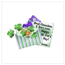 Gifts For Grandma Poster