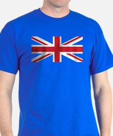 Union Jack Blue Shirt