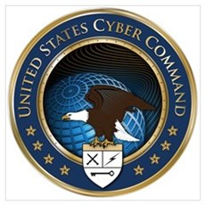 United States Cyber Command Canvas Art
