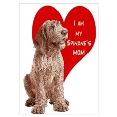 Spinone Mom Poster