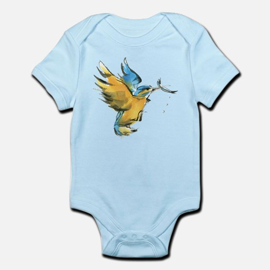 kingfisher Infant Bodysuit
