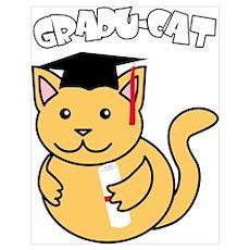 Gradu-Cat Poster