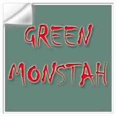 Fenway Park Green Monster Wall Decals Fenway Park Green
