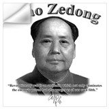 Chairman mao Wall Decals