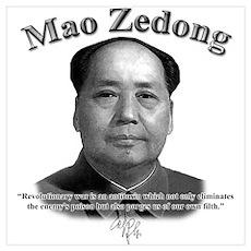 Mao Zedong 02 Poster