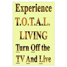 TOTAL Living Poster