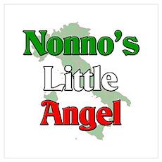 Nonno's Little Angel Poster