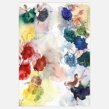 Watercolor Tutu's