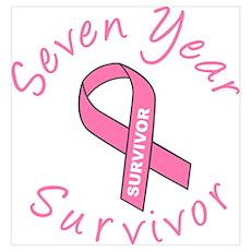 Seven Year Survivor Poster