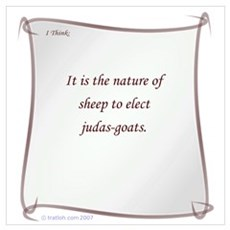 Sheeple Poster