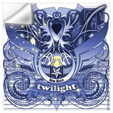 Twilight Royal Media Cobalt Wall Decal