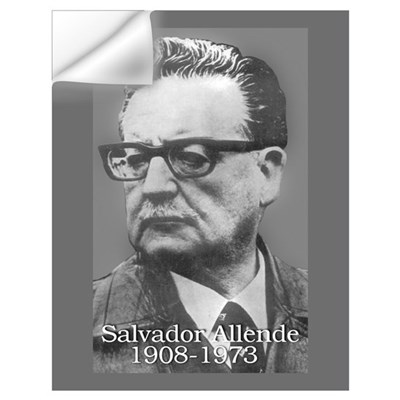 Allende Wall Decal