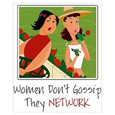Women Networking Poster