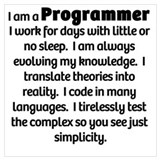 Programmer Posters