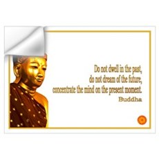 Buddha Buddhism Quotes Wall Decal