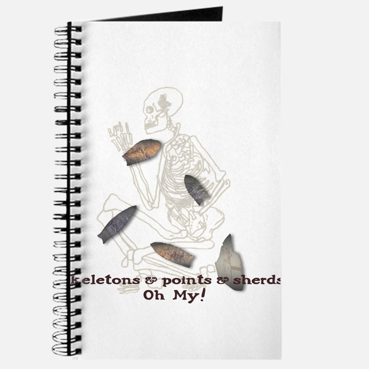 Skeletons, Points, & Sherds Journal
