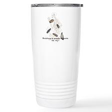 Skeletons, Points, & Sherds Travel Mug
