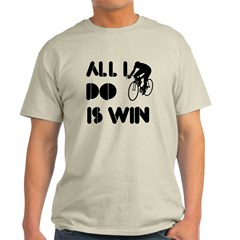 All I do is Win Cycle T-Shirt