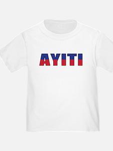 Haiti (Creole) T