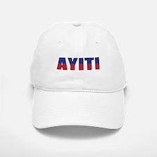 Haiti (Creole) Baseball Baseball Cap