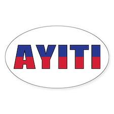 Haiti (Creole) Decal