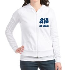 """LA """"Dodgers Colors"""" Fitted Hoodie"""