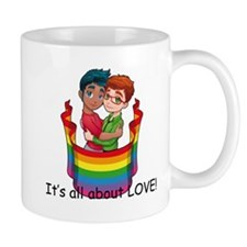 It's all about Love! Mug