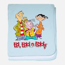 Ed, Edd n Eddy baby blanket