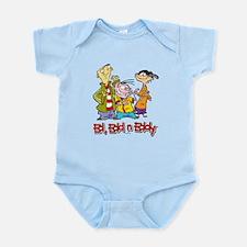 Ed, Edd n Eddy Infant Bodysuit