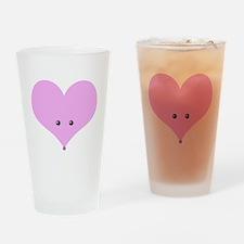 Ratty Love Drinking Glass