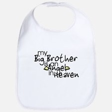 My Big Brother is an Angel in Bib