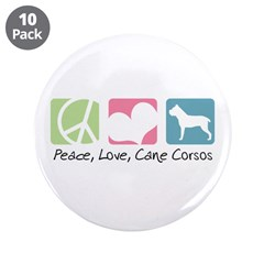 Peace, Love, Cane Corsos 3.5