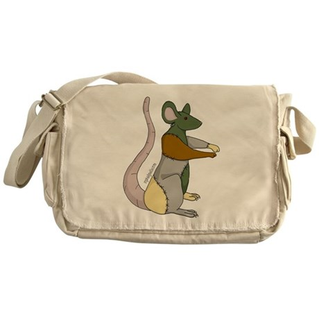 Frankenrat Messenger Bag