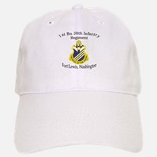 1st Bn 38th Infantry Baseball Baseball Cap