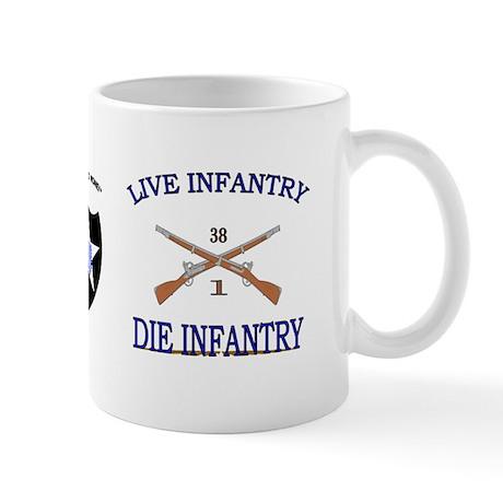 1st Bn 38th Infantry Mug