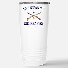 1st Bn 38th Infantry Travel Mug