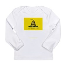 LET THEM DIE Long Sleeve Infant T-Shirt
