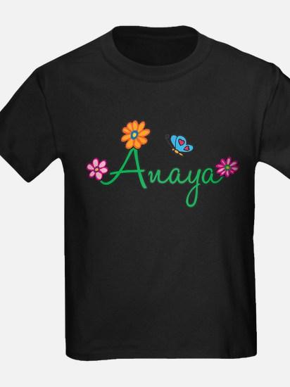 Anaya Flowers T