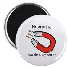 Magnets, how do they work Magnet