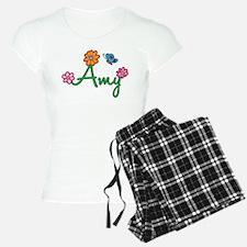 Amy Flowers pajamas