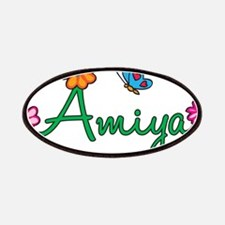 Amiya Flowers Patches