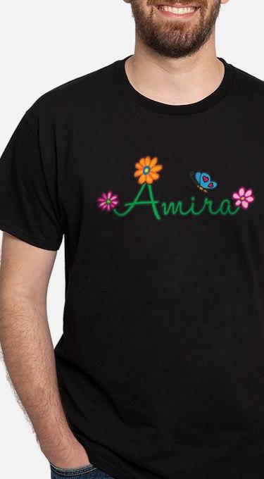 Amira Flowers T-Shirt